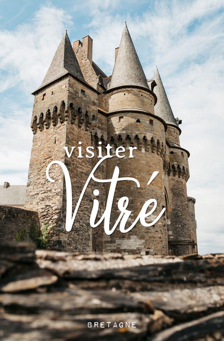 week-end en Haute Bretagne vers le Château Vitré