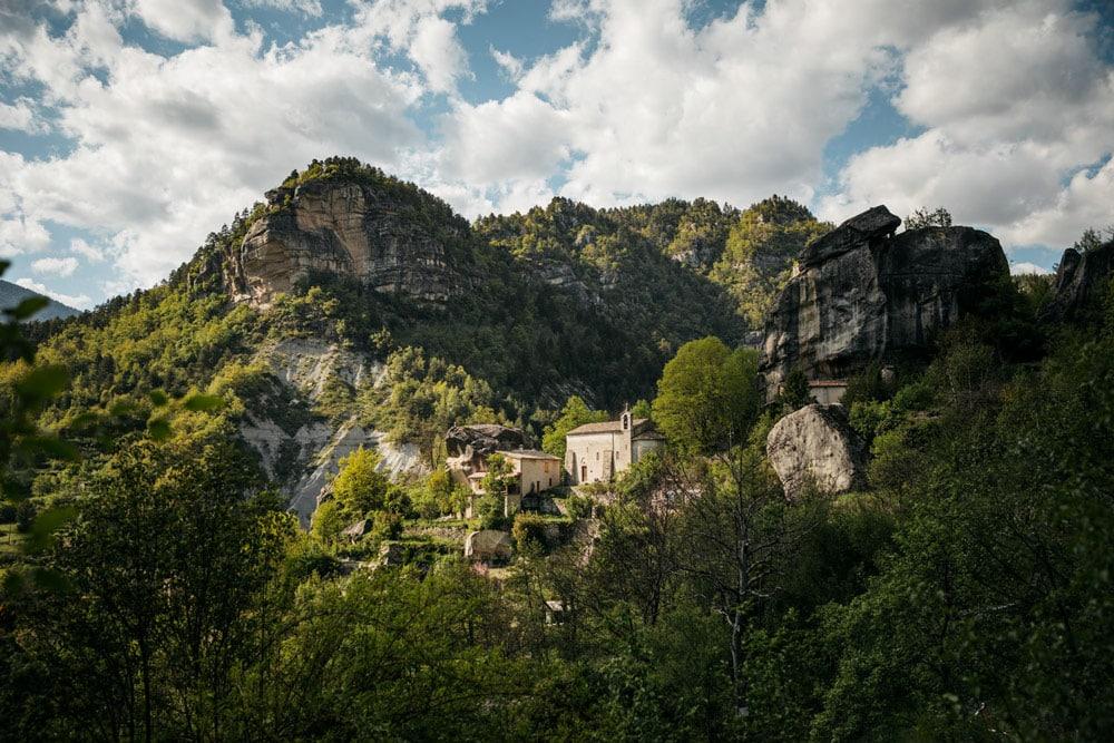Annot beaux villages et cités de caractère du Verdon