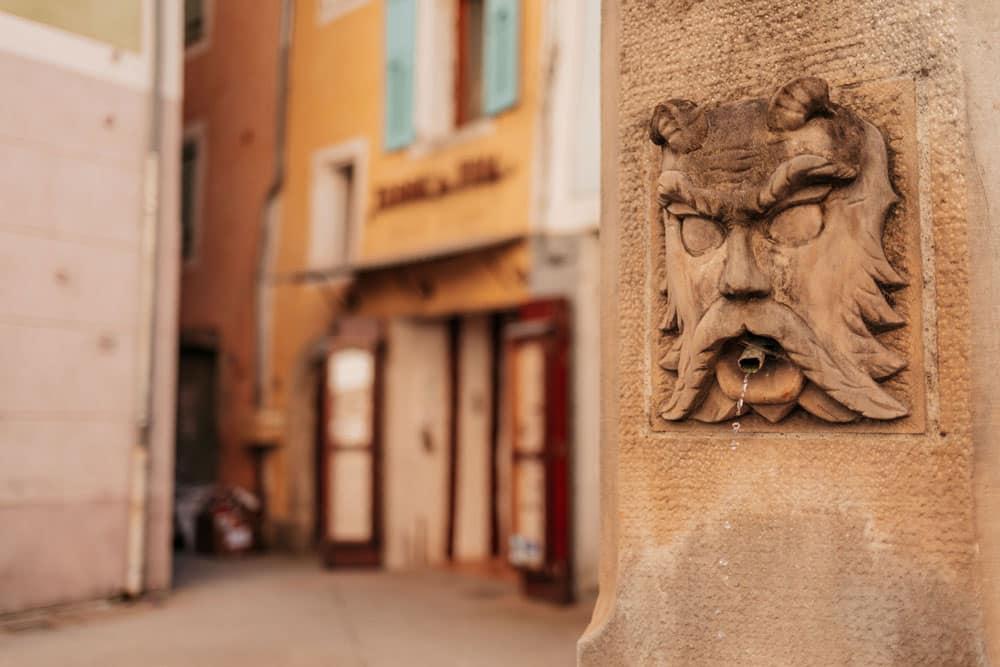 artisan potier Terre et Feu Castellane