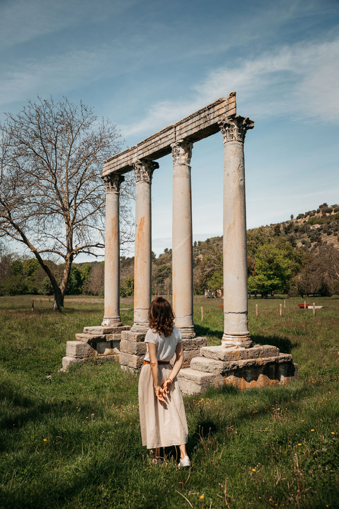 découvrir patrimoine historique du Verdon