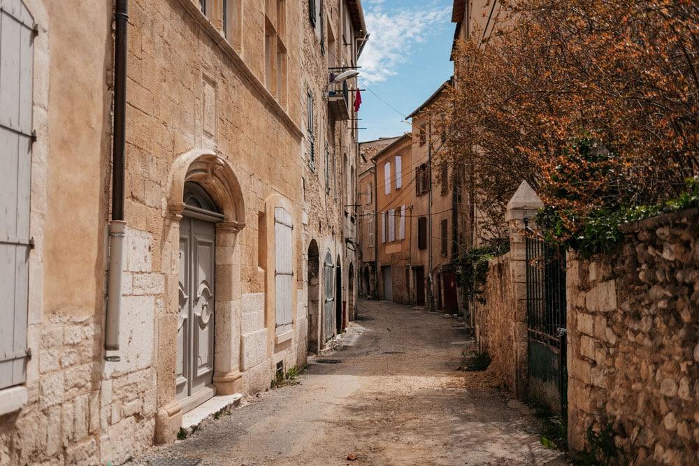 Hôtel de Mazan Riez monument historique France