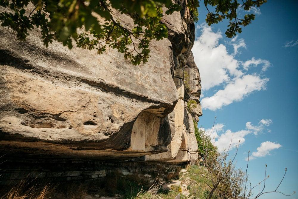 les Grés d'Annot découvrir géologie du Verdon