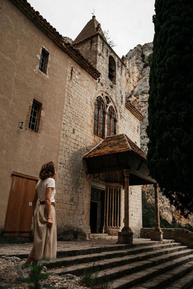 monter chapelle Notre Dame de Beauvoir Moutiers