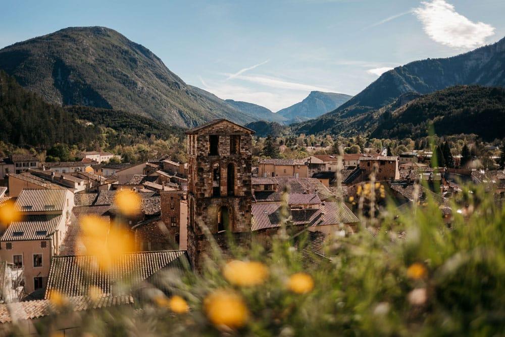 plus beaux villages du Verdon cités de caractère