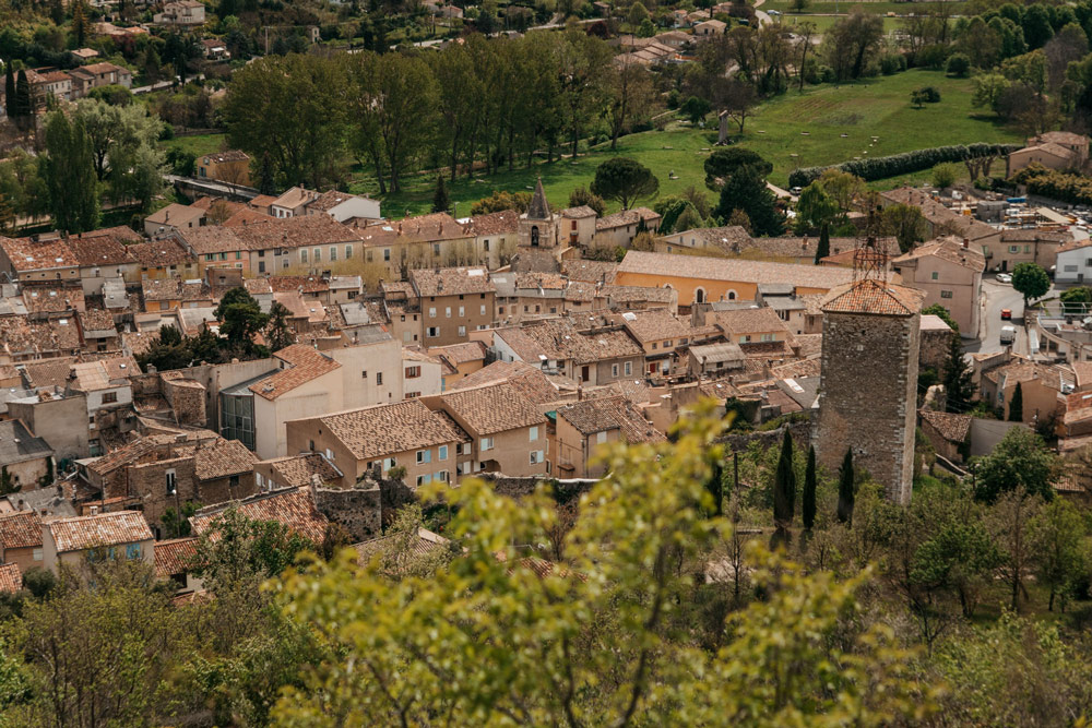 plus beaux villages et cités de caractère du Verdon