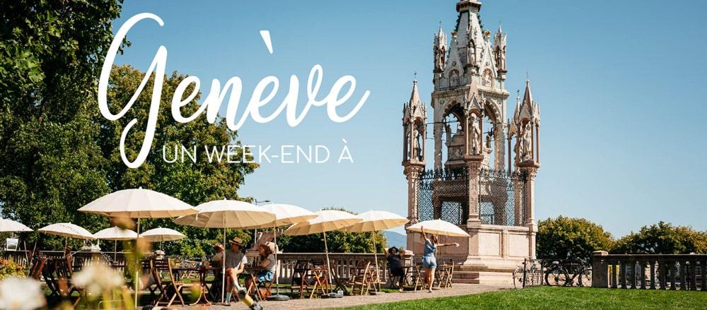 Week-end nature et patrimoine à Genève : que faire ?