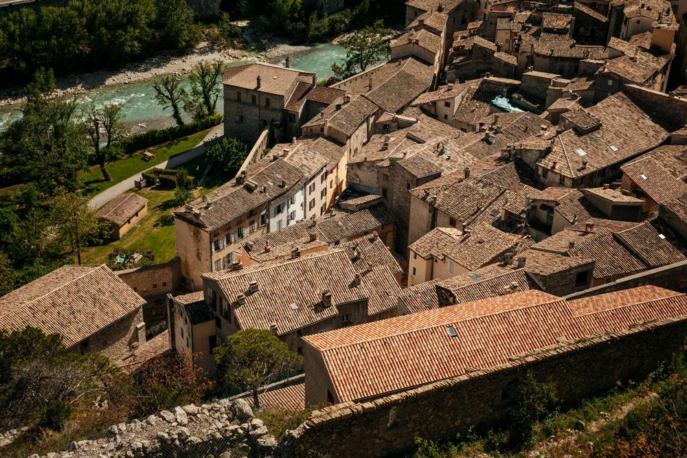 villages et cités de caractère du Verdon