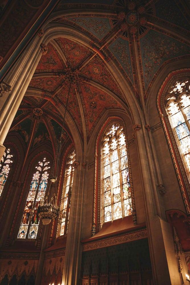 visiter Chapelle des Macchabées Genève