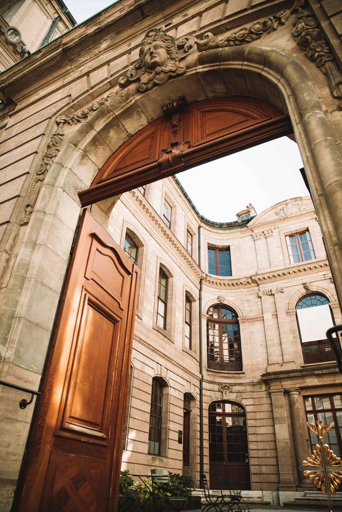 visiter Genève vieille ville Suisse monuments historiques