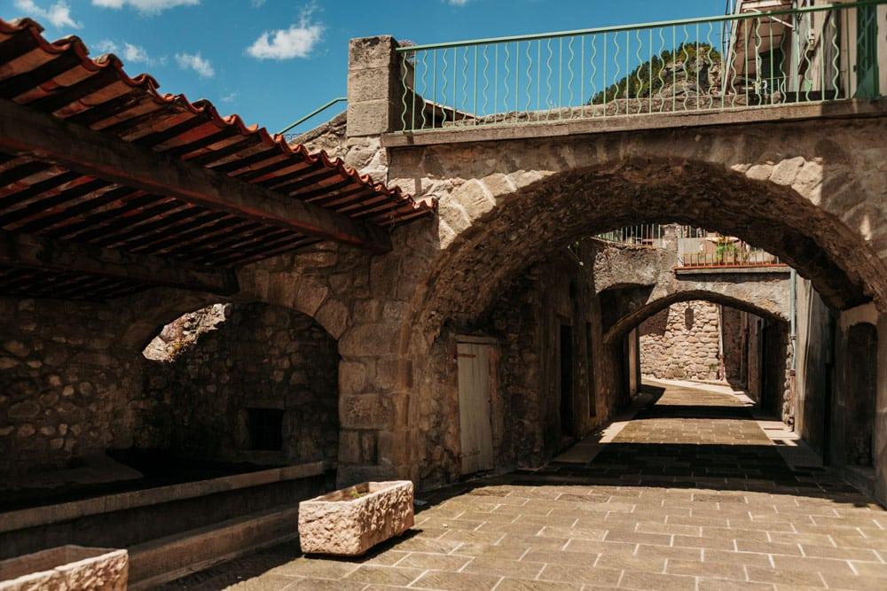 visiter rues médiévales Annot