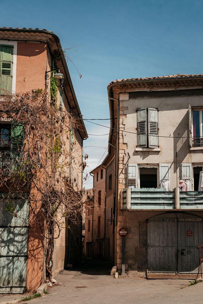 visiter vieille ville Riez
