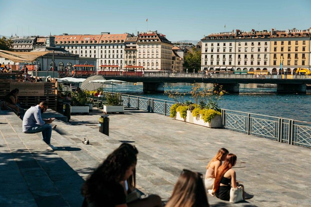 week-end nature a Genève que faire