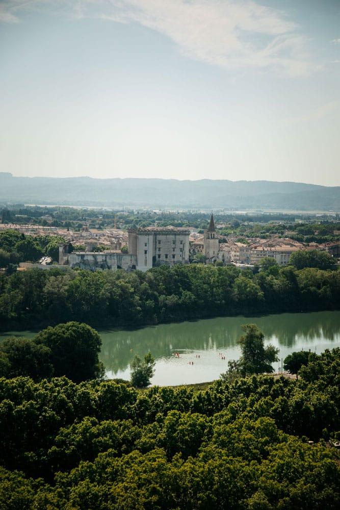 activités nautiques sur le Rhône Beaucaire