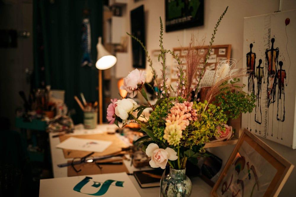 atelier calligraphie Vitré