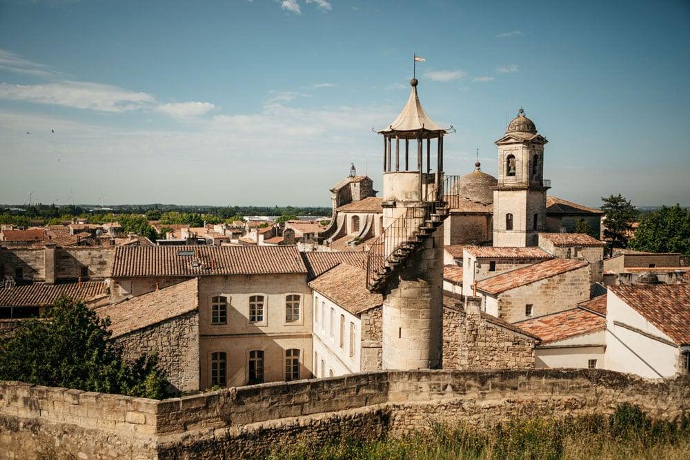 Beaucaire Sites et Cités remarquables de France