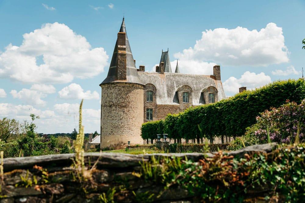château de Vitré Rochers-Sévigné