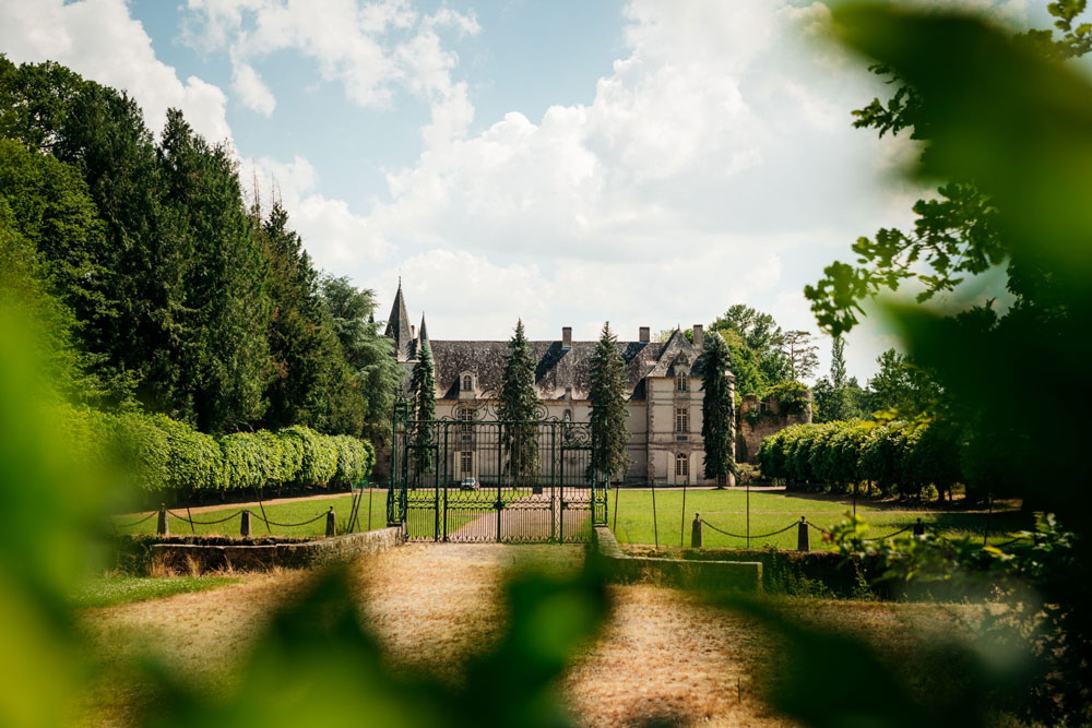 château Espinay Champeaux