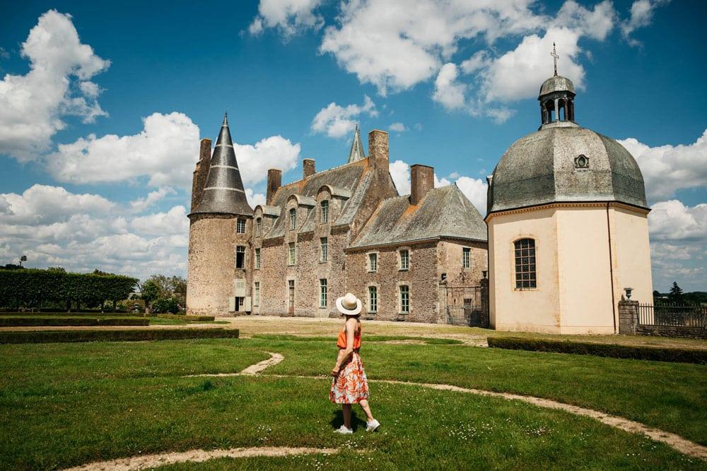 château Rochers Sevigné Vitré