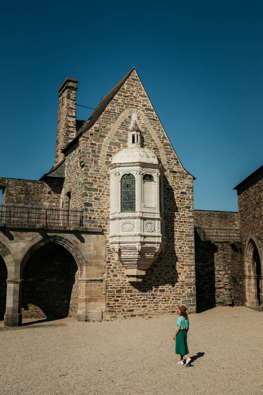 château Vitré Ille-et-Vilaine