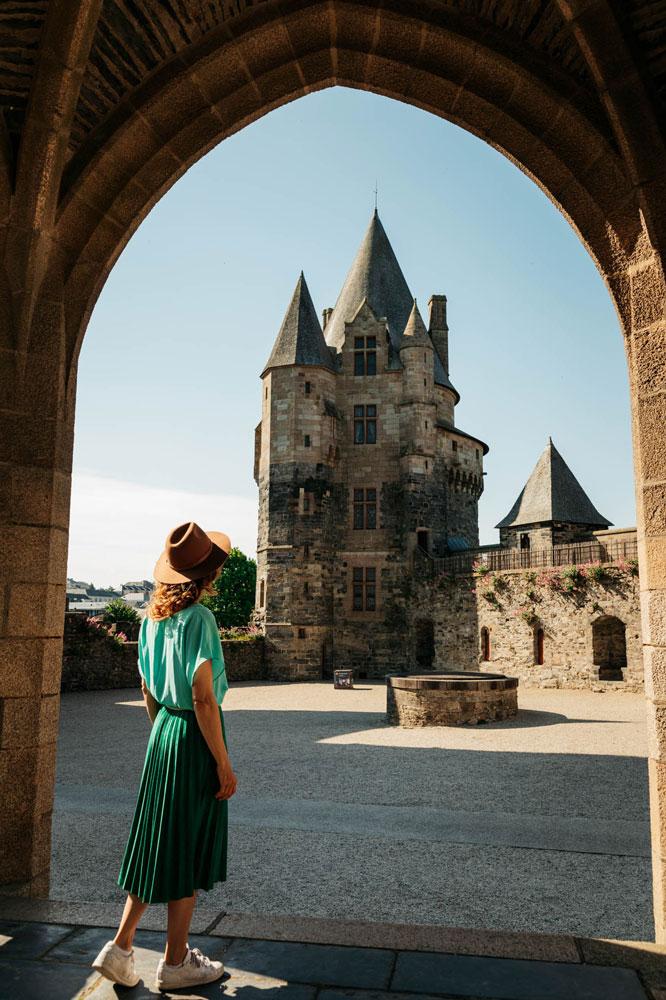 châteaux Haute Bretagne