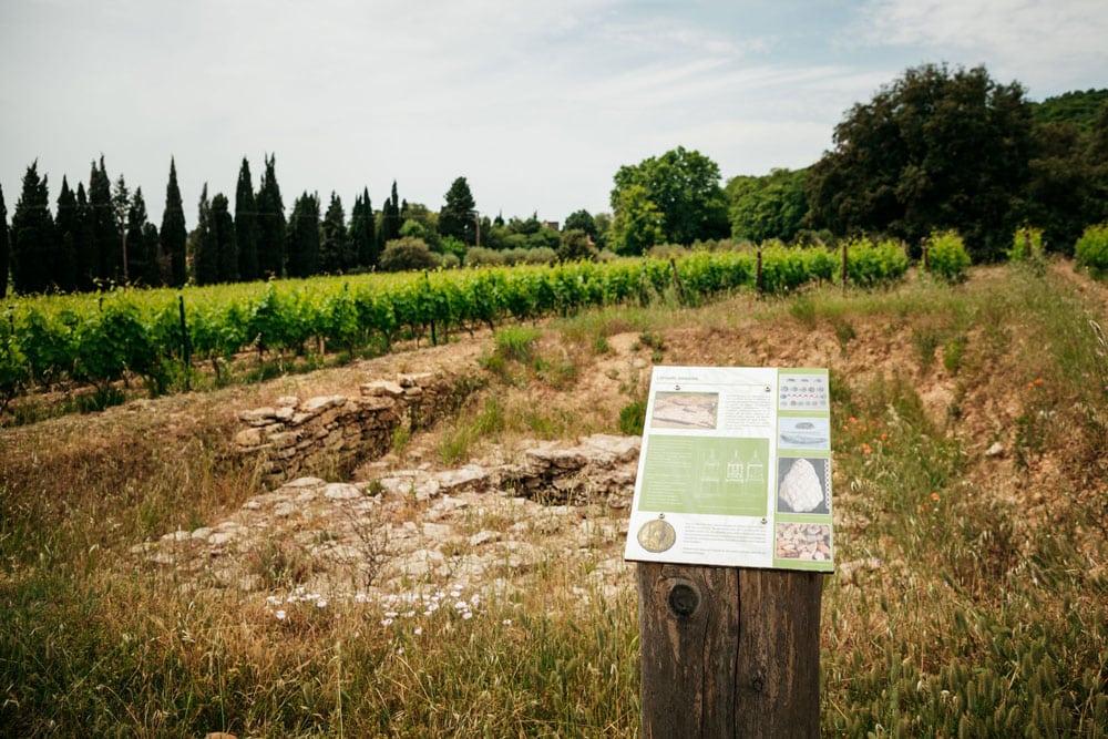 explorer vestiges romains Beaucaire