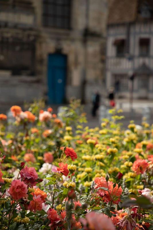 faire alentours Rouen jardins Elbeuf