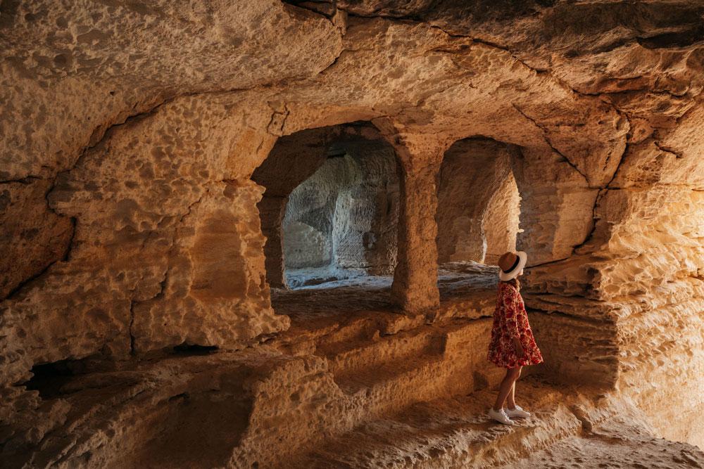 faire apéro panorama abbaye St Roman