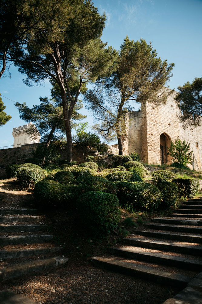 faire la forteresse de Beaucaire vacances