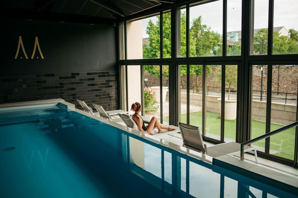 hôtel spa Haute Bretagne