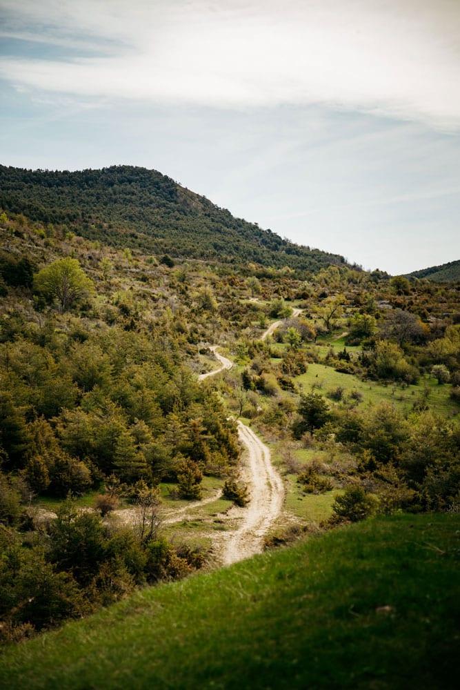 itinéraires Verdon originaux
