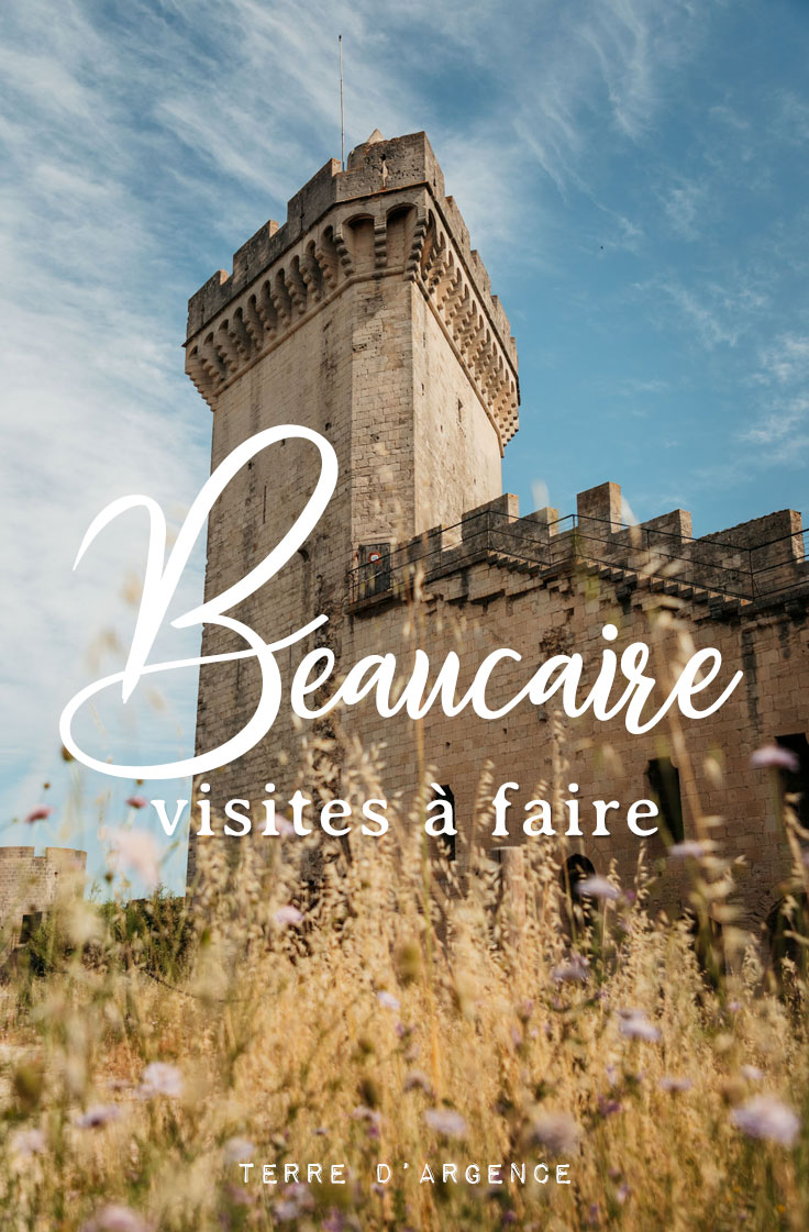 lieux à découvrir à Beaucaire