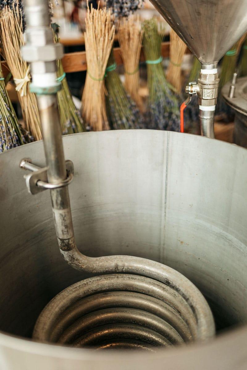 mas en Provence distillerie plantes aromatiques