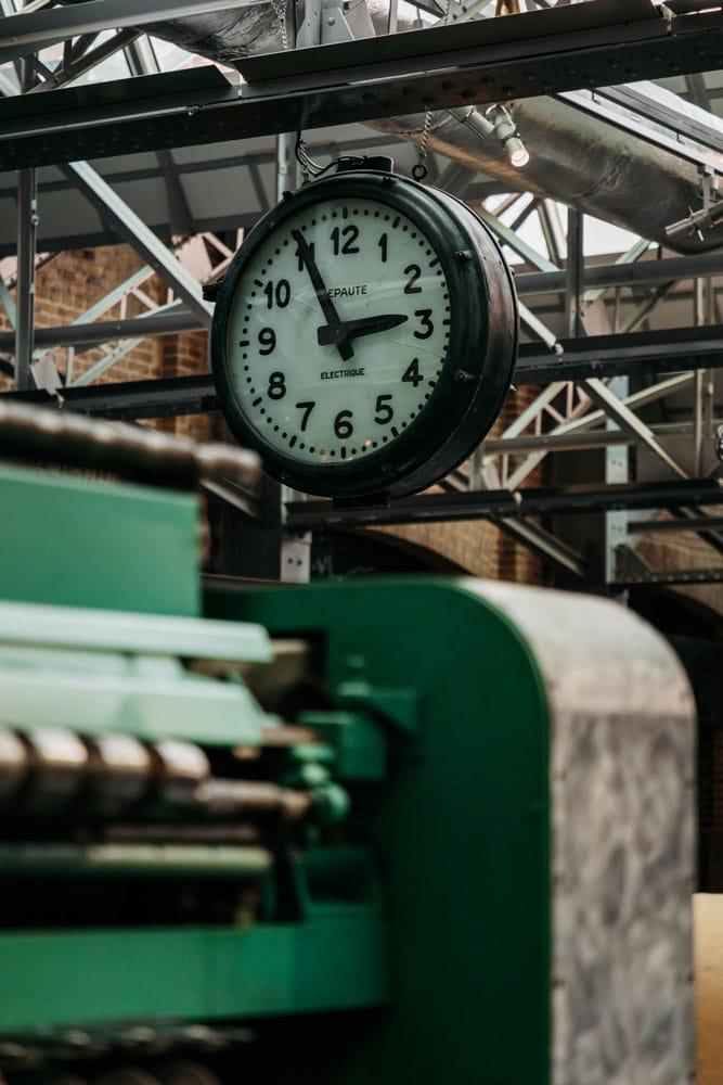 musée Elbeuf machines époque