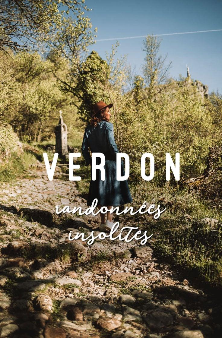 où randonner autour des Gorges du Verdon ?
