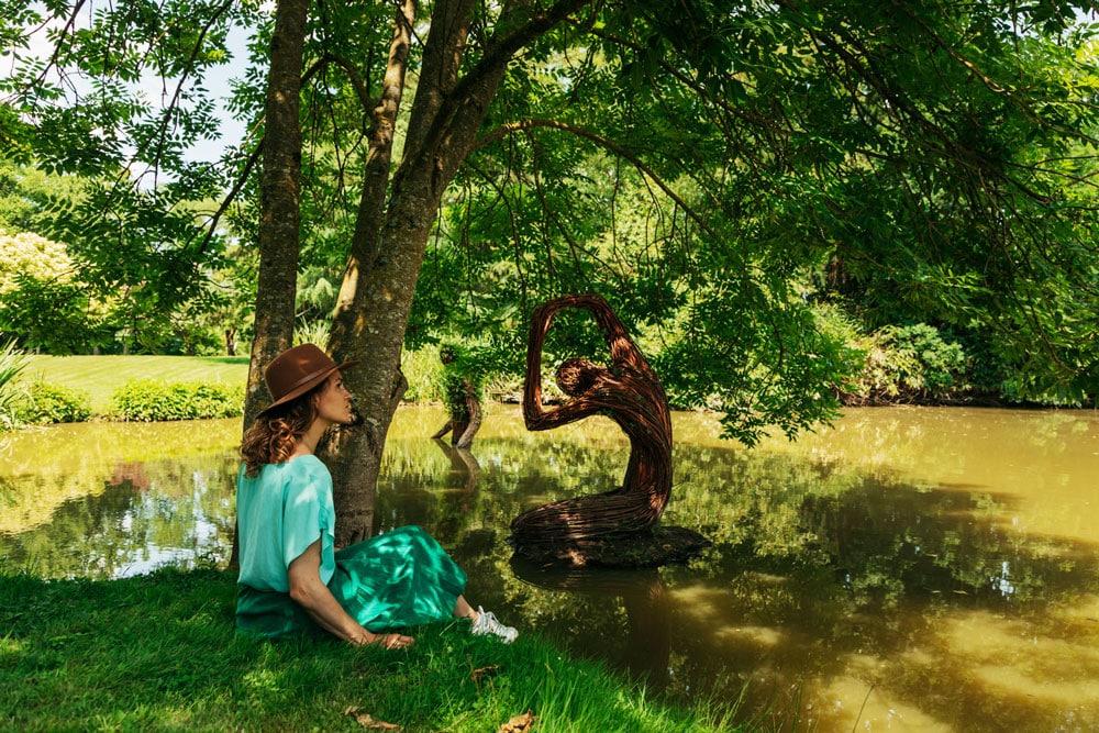 parc Ar Milin Chateaubourg Bretagne