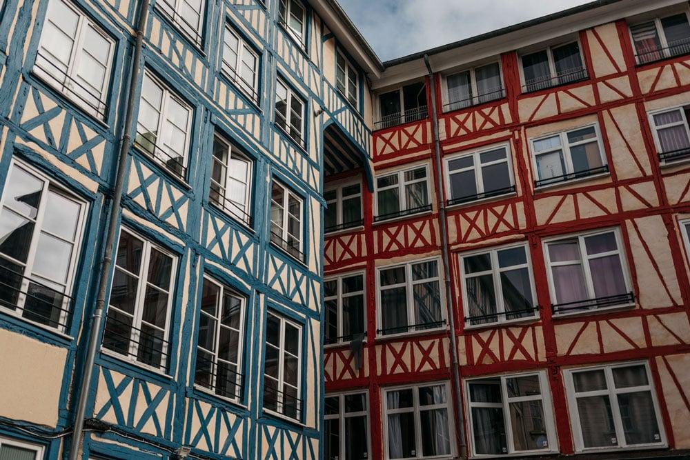 patrimoine architectural Elbeuf