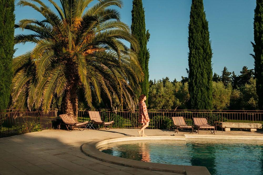 plus bel hôtel avec piscine Beaucaire
