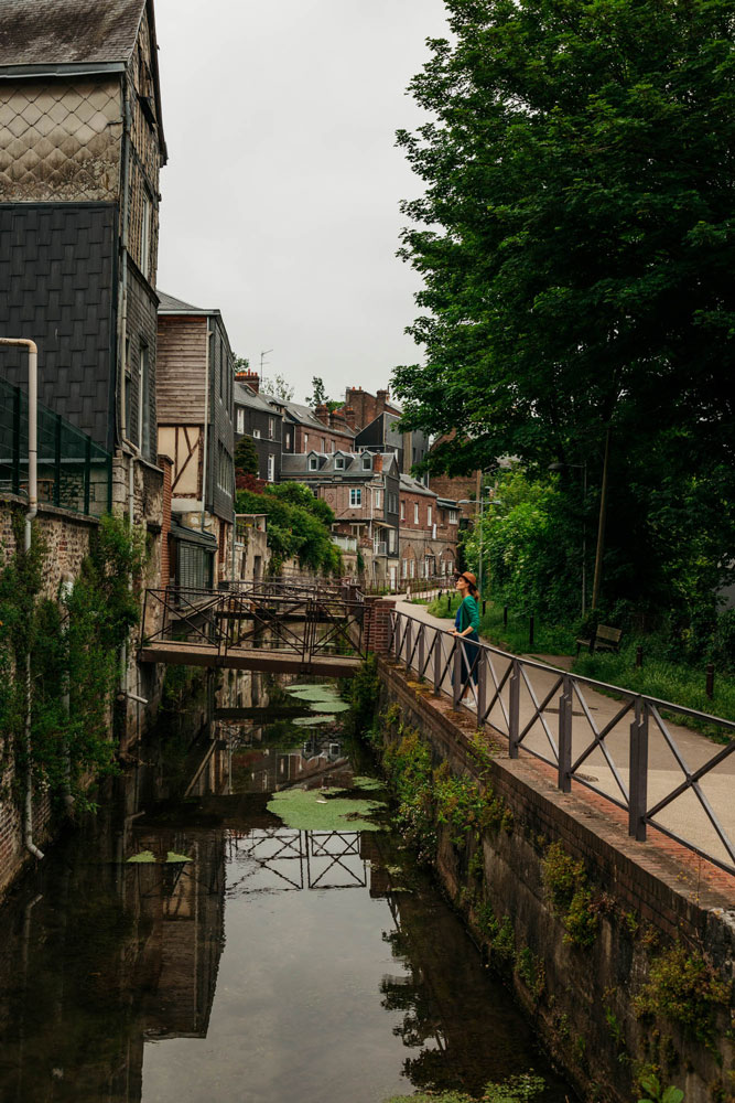 promenade nature Rouen