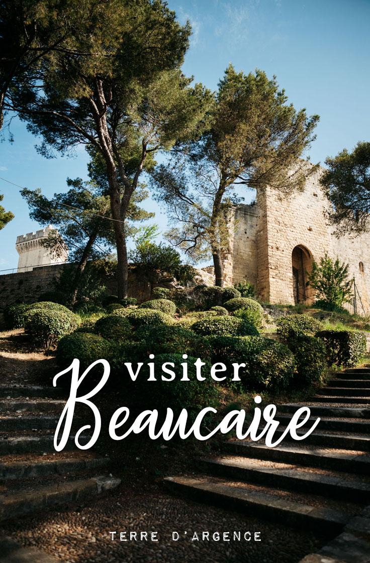 que faire en vacances à Beaucaire