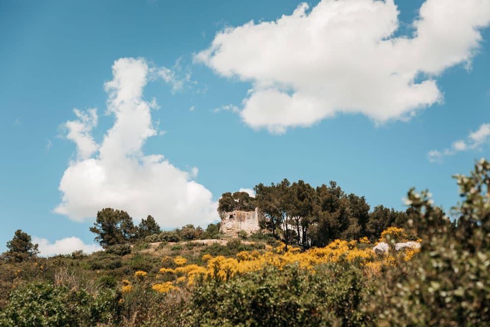 randonnée abbaye St Roman