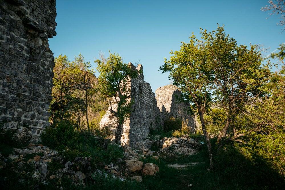 randonnées autour de Castellane en famille