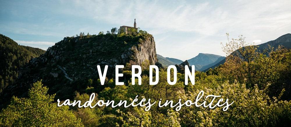 Randonnées insolites du Verdon : villages oubliés