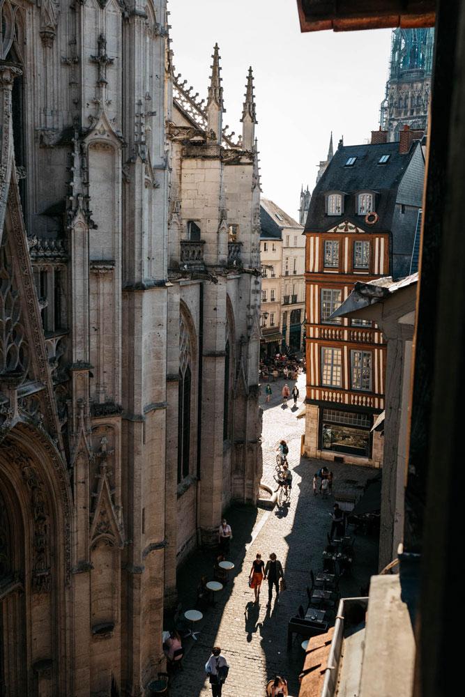 se loger vacances Rouen