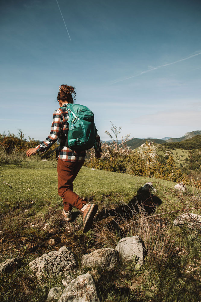 sentiers de randonnées insolites du Verdon