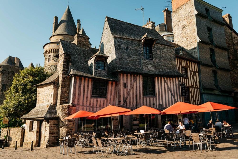 sites et cités remarquables de France Bretagne