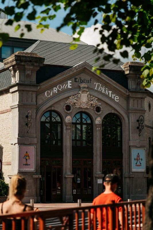 spectacles cirque théâtre Elbeuf