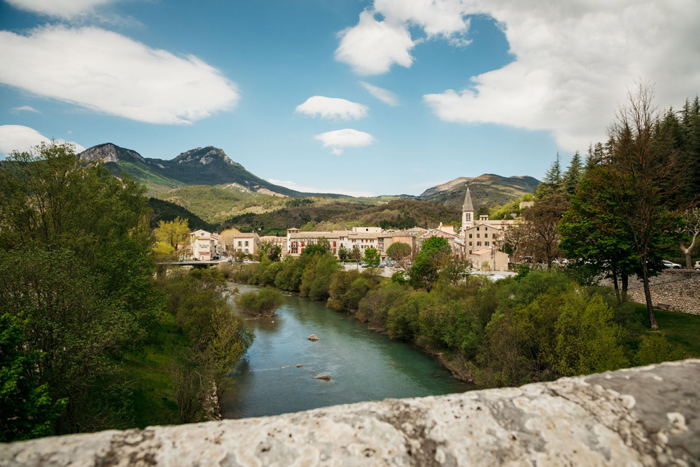 topo rando Castellane Verdon