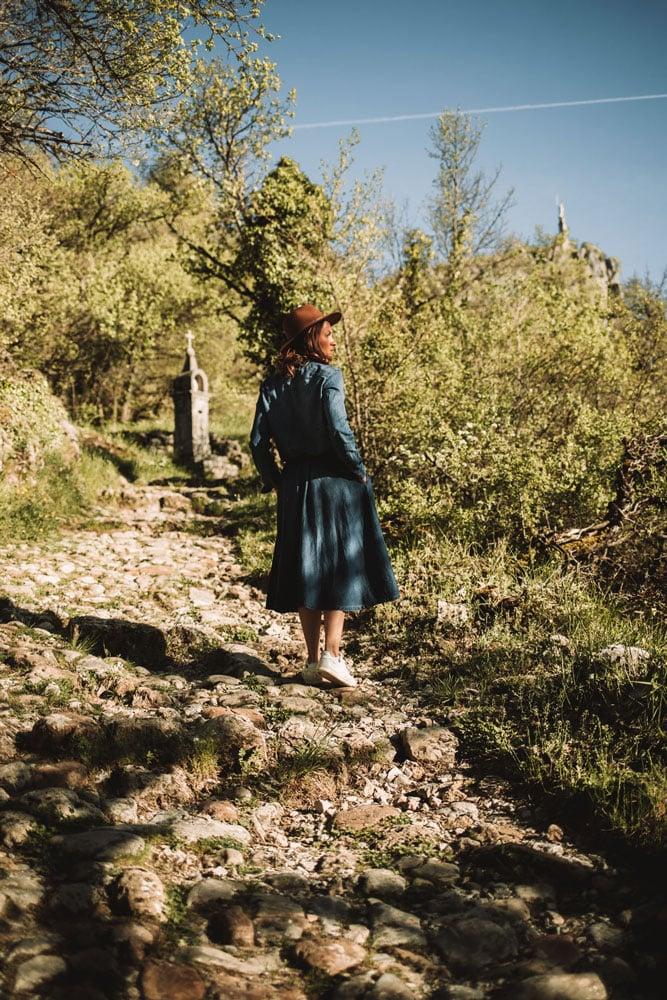 tour du roc par village Castellane