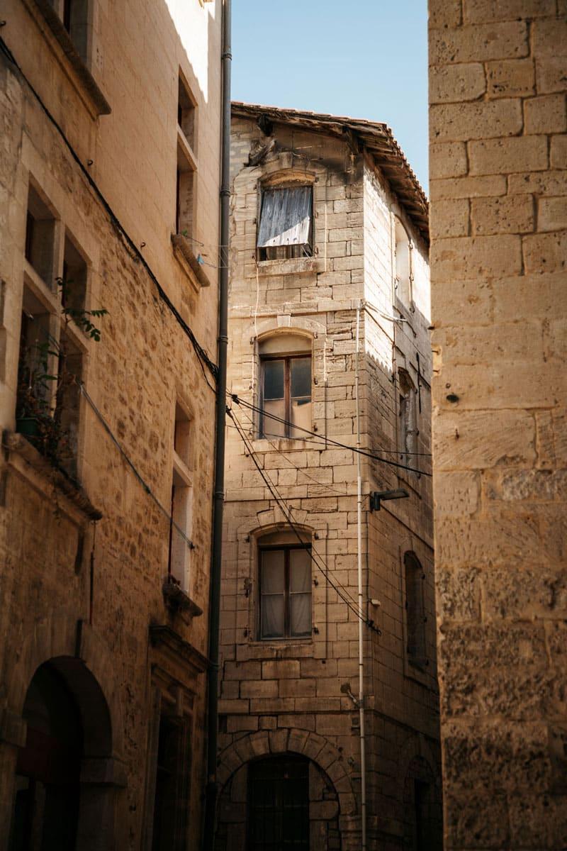 visite vieille ville Beaucaire