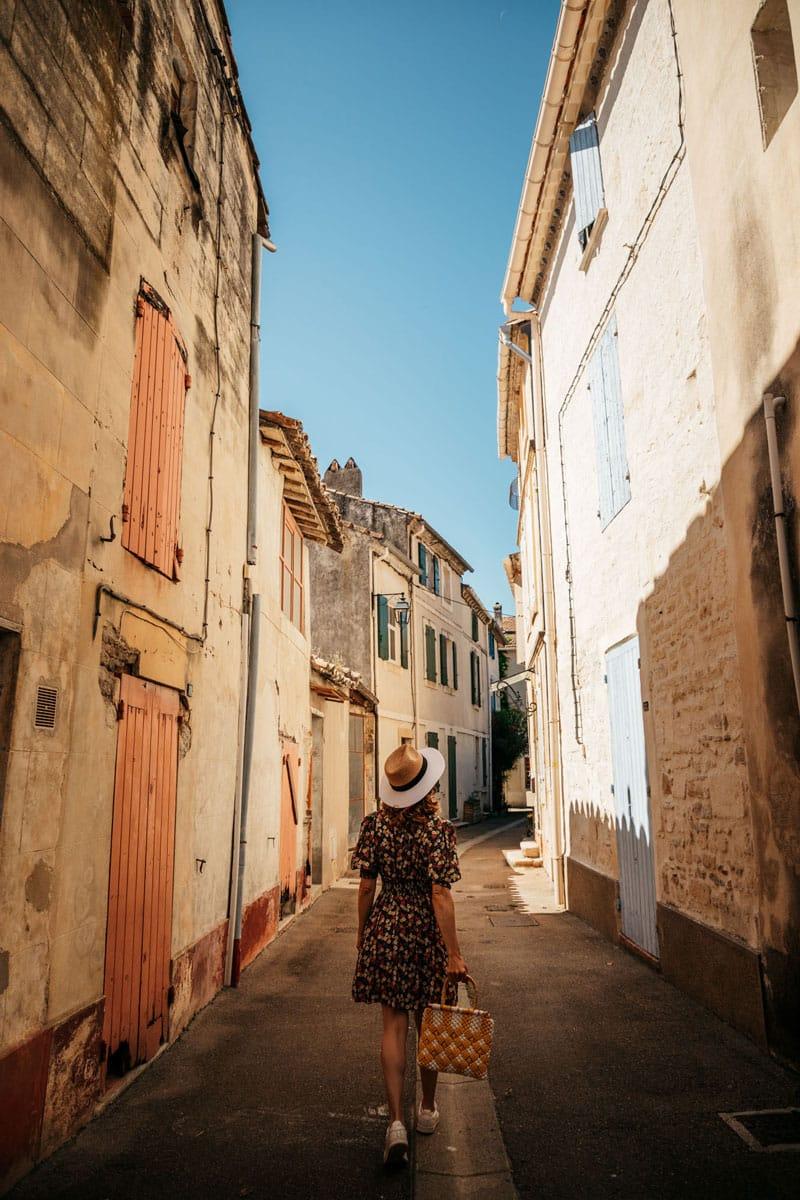 visiter Vallabrègues Gard Provence